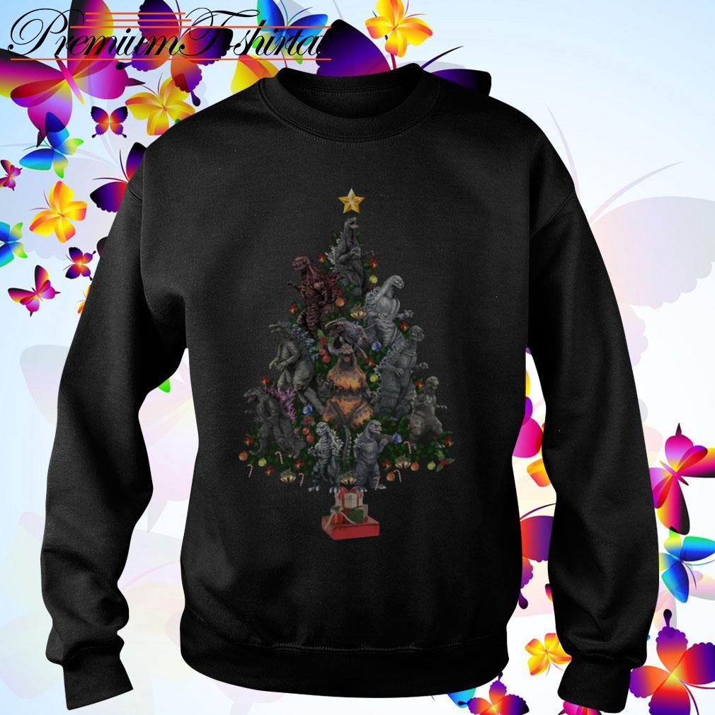 Dinosaur Christmas Tree shirt, sweater