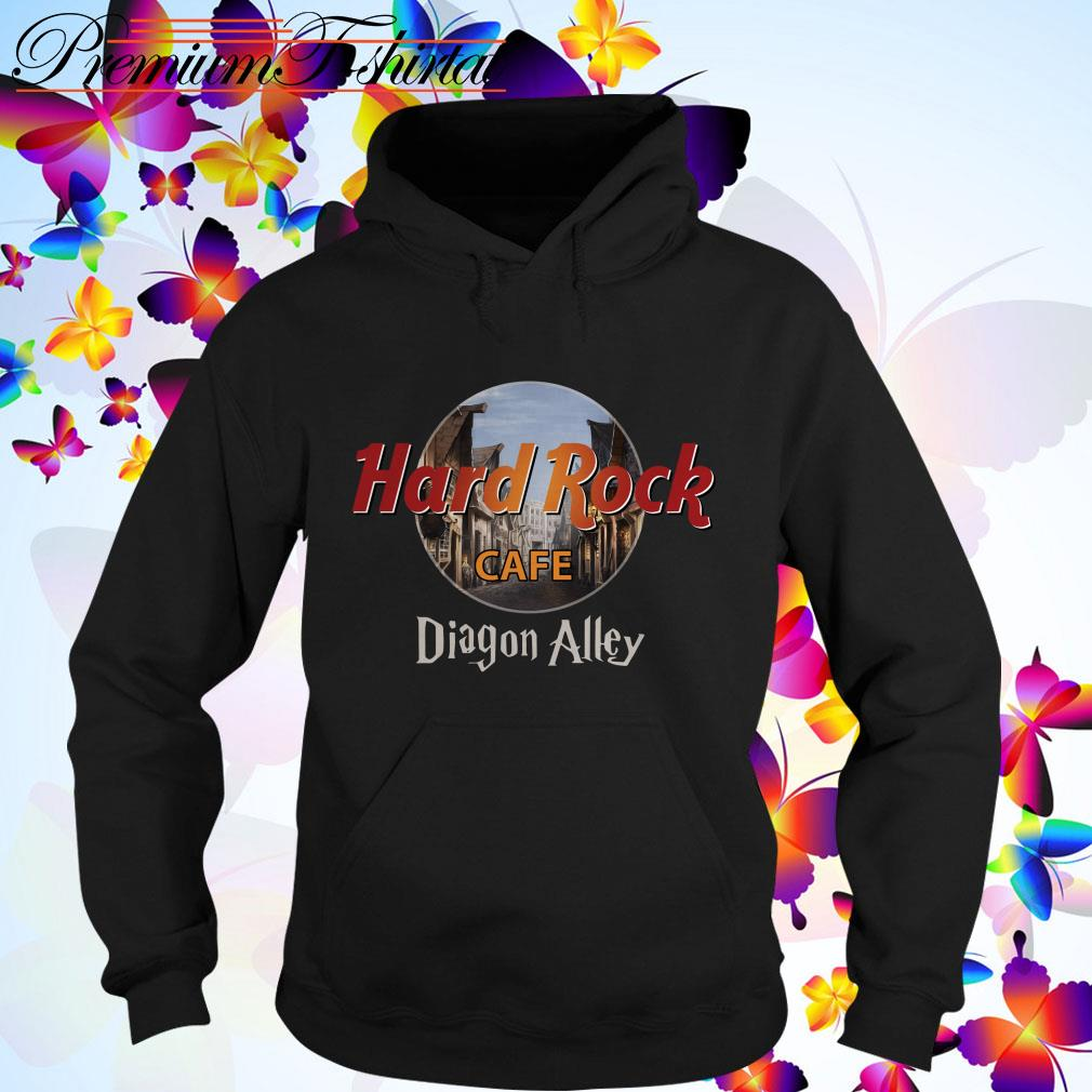 Hard rock cafe Diagon Alley Hoodie