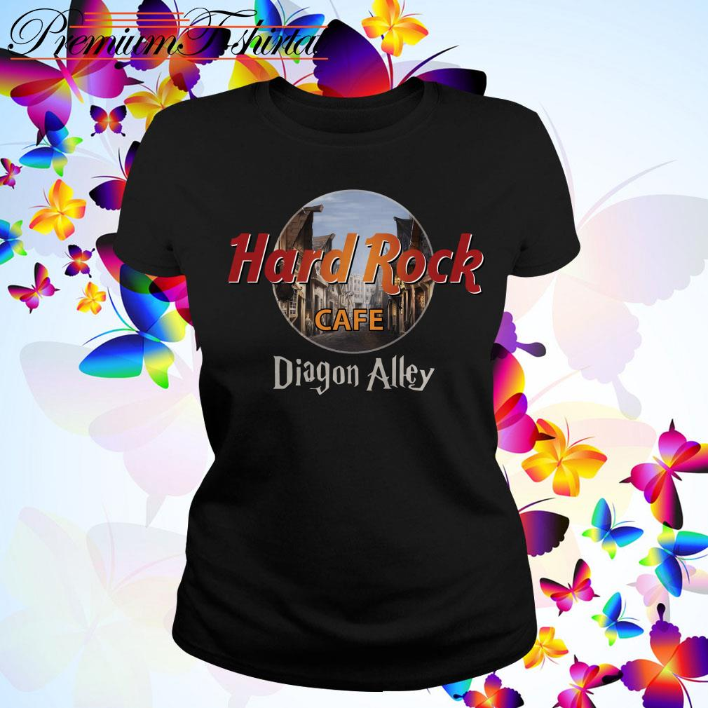 Hard rock cafe Diagon Alley Ladies Tee