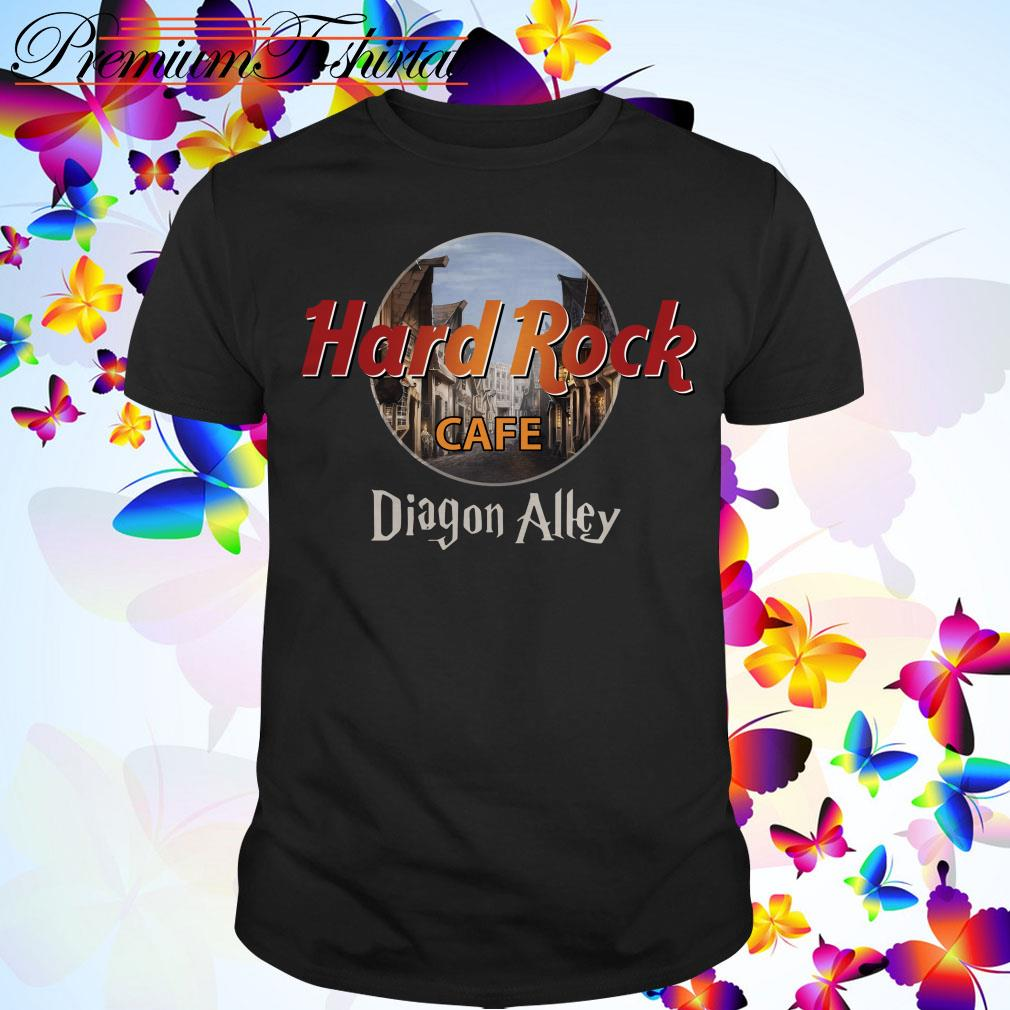 Hard rock cafe Diagon Alley shirt