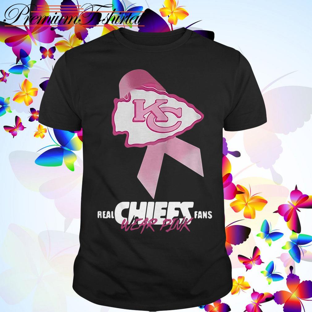 pink chiefs shirt