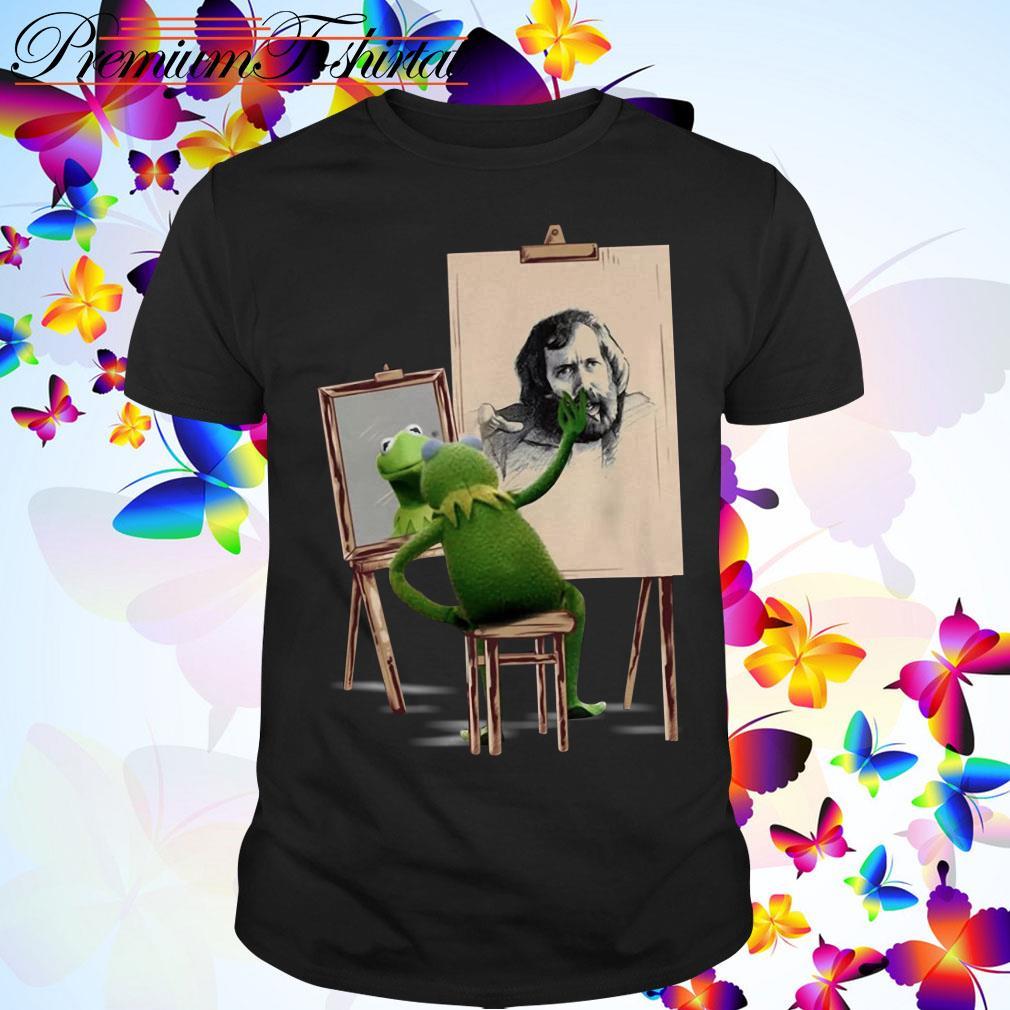 Kermit The Frog painting Jim Henson shirt
