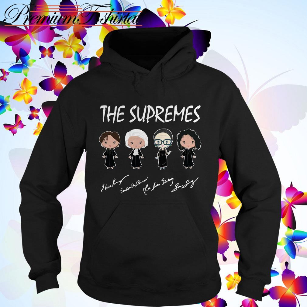 The Supreme Golden Girls signature Hoodie