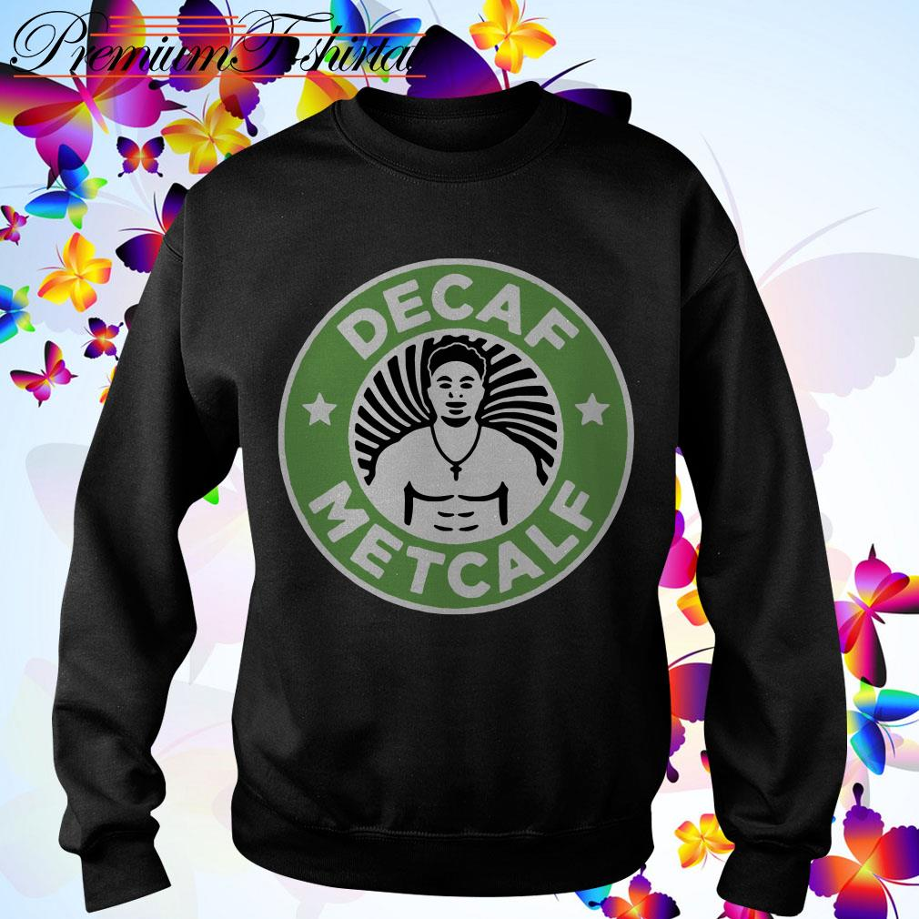 Decaf Metcalf Starbucks Sweater