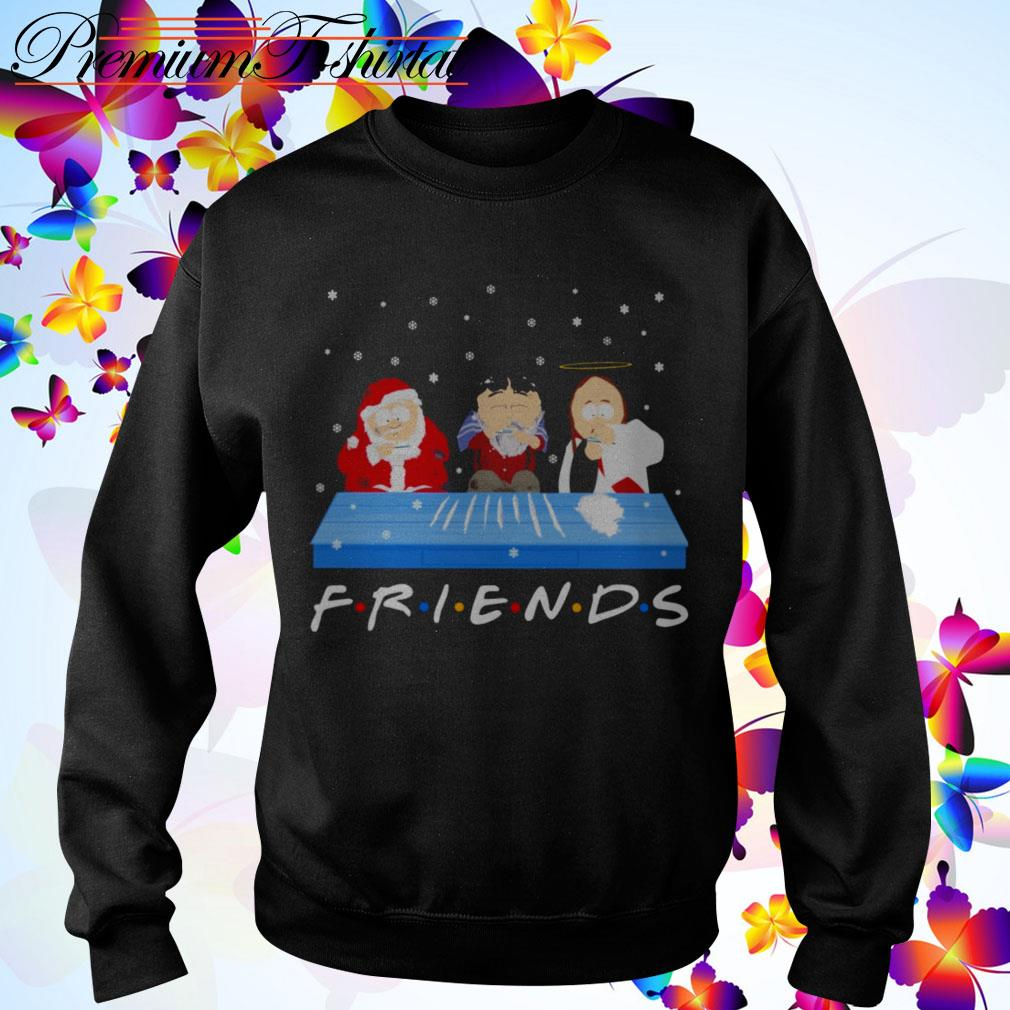Tegridy Farms doing Cocaine Friends TV show shirt, sweater
