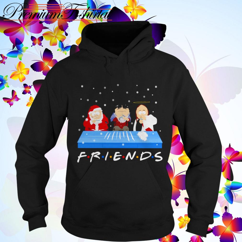 Tegridy Farms doing Cocaine Friends TV show Hoodie