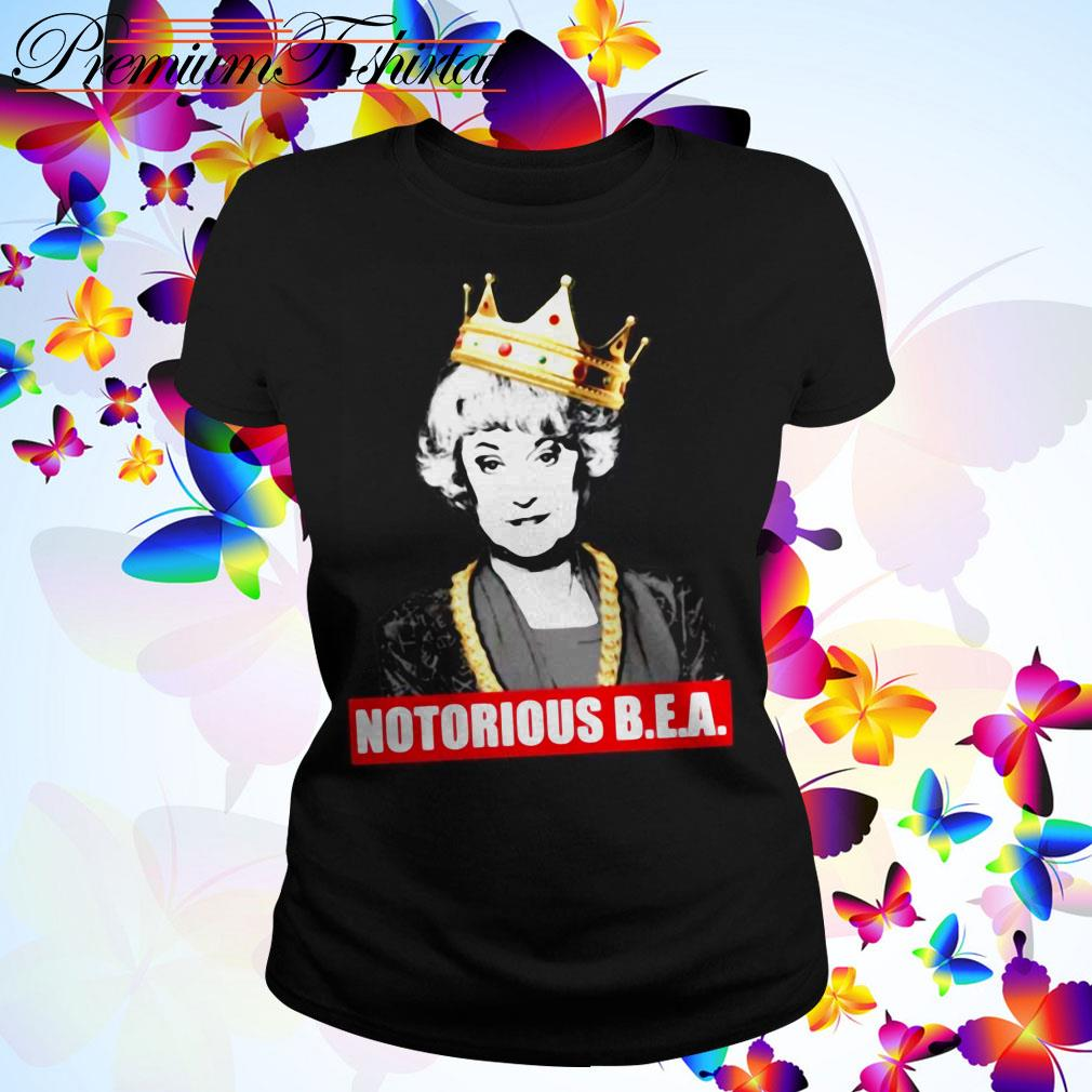 Blanche Notorious B.E.A Ladies Tee