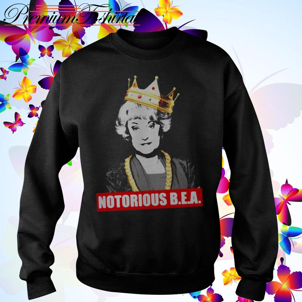 Blanche Notorious B.E.A Sweater