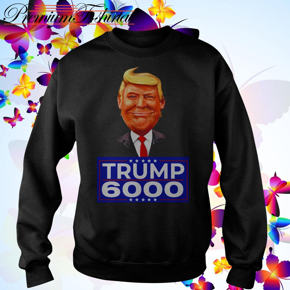 Donald Trump 6000 Republican Conservative Sweater