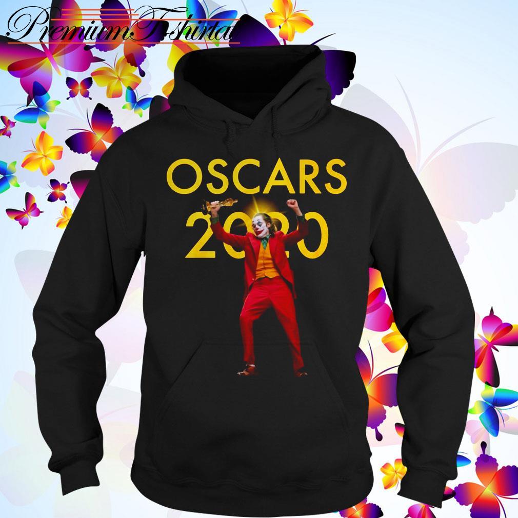 Joaquin Phoenix Joker Oscars 2020 Hoodie