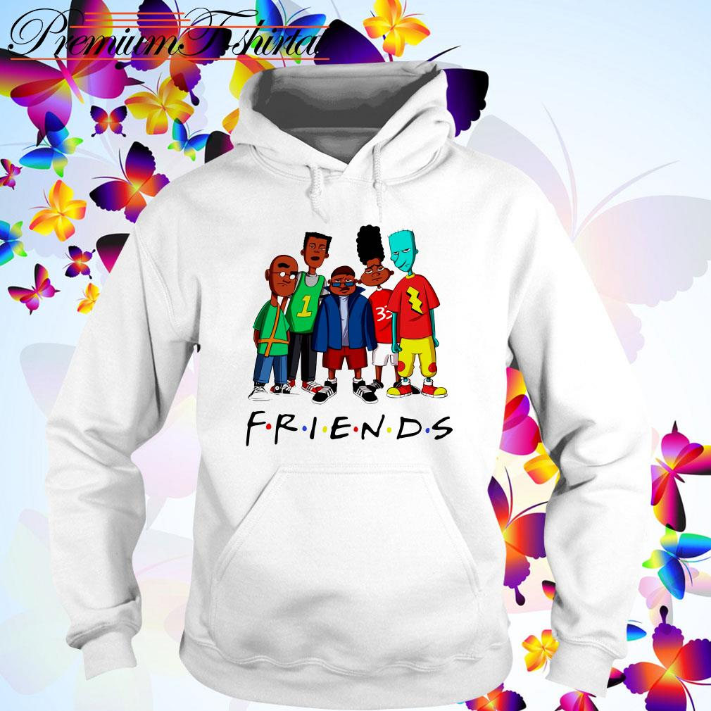 We Are Black Friends TV show Hoodie