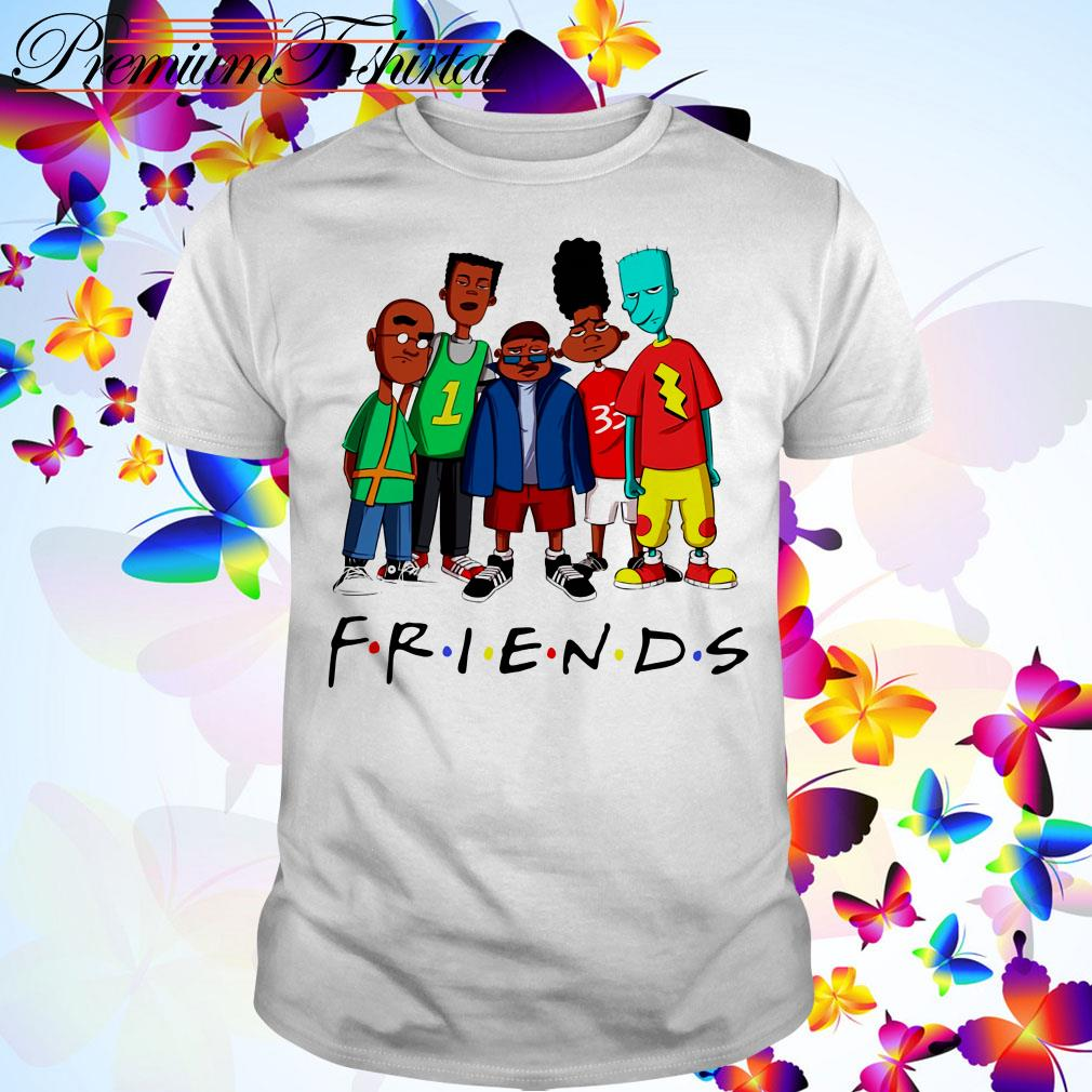 We Are Black Friends TV show shirt