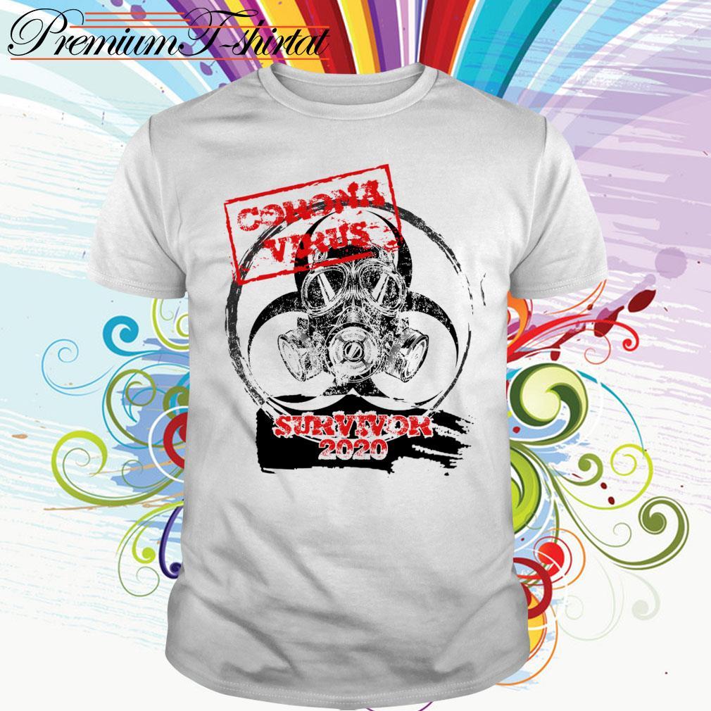 Corona Virus survivor 2020 dangerous shirt