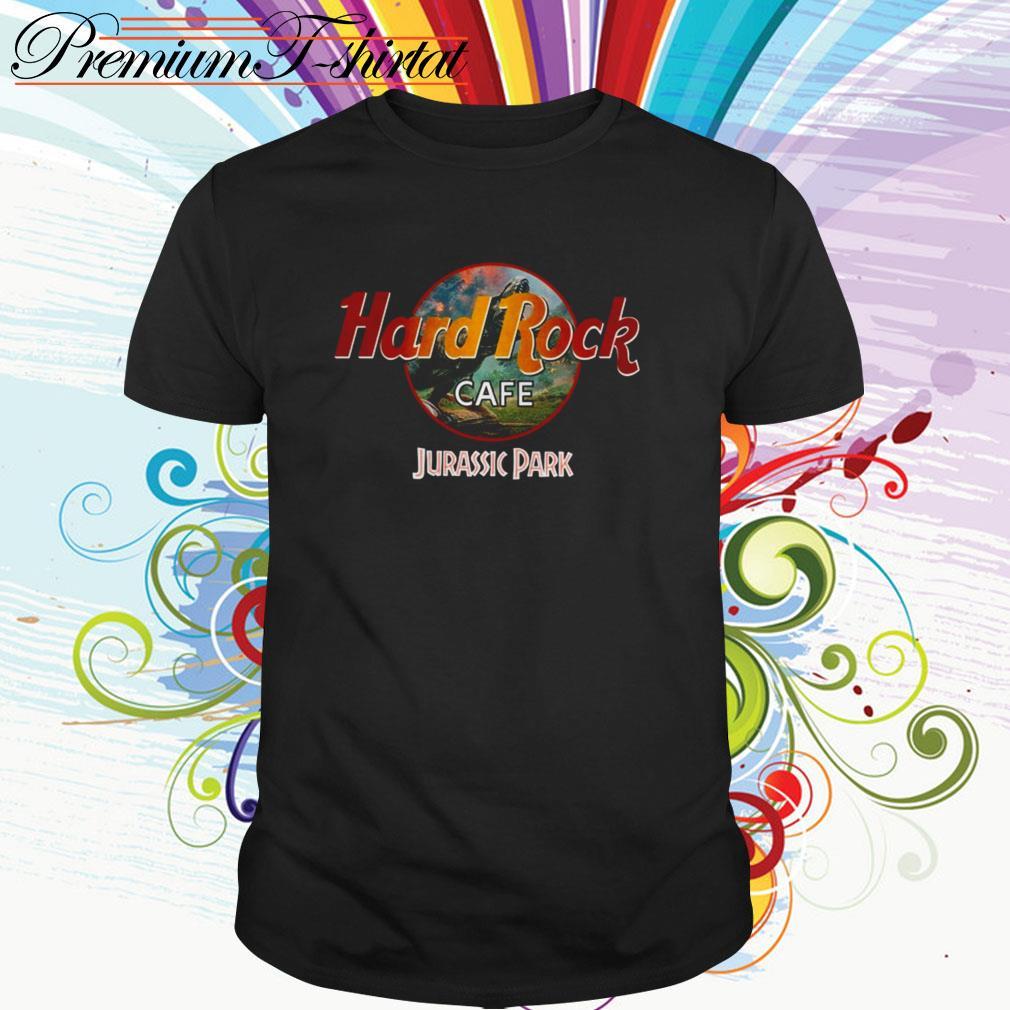 Hard Rock Cafe Jurassic Park shirt