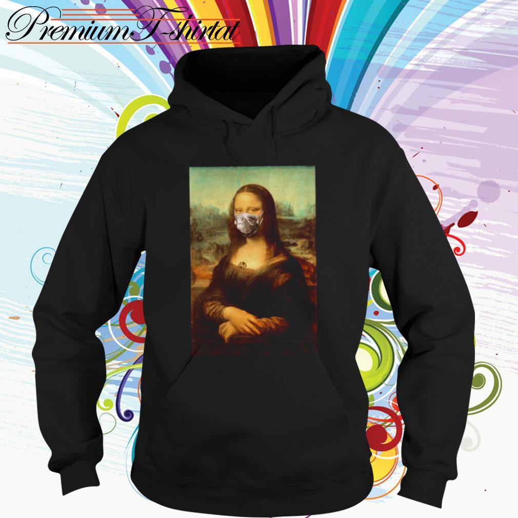 Mona Lisa Coronavirus Hoodie