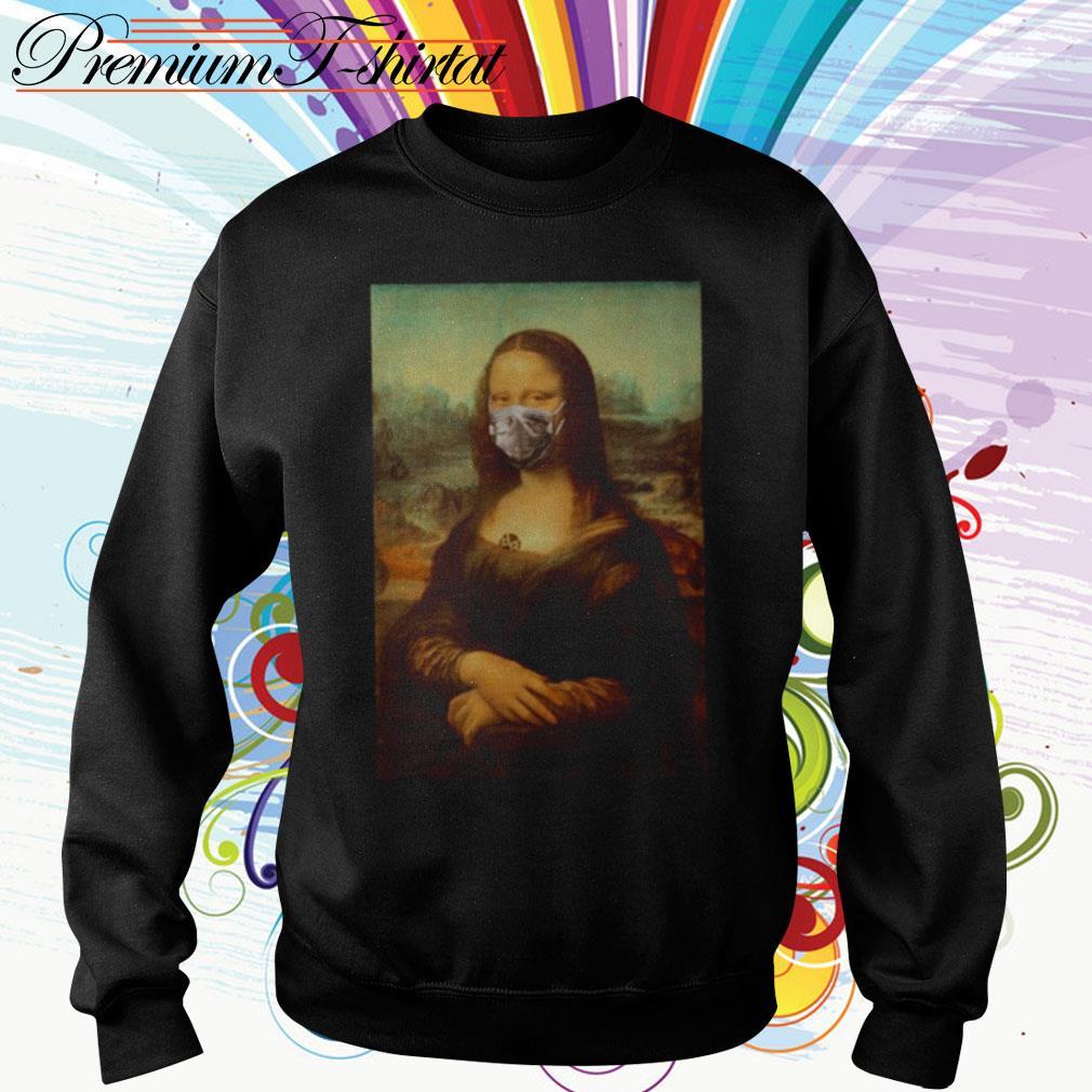 Mona Lisa Coronavirus Sweater