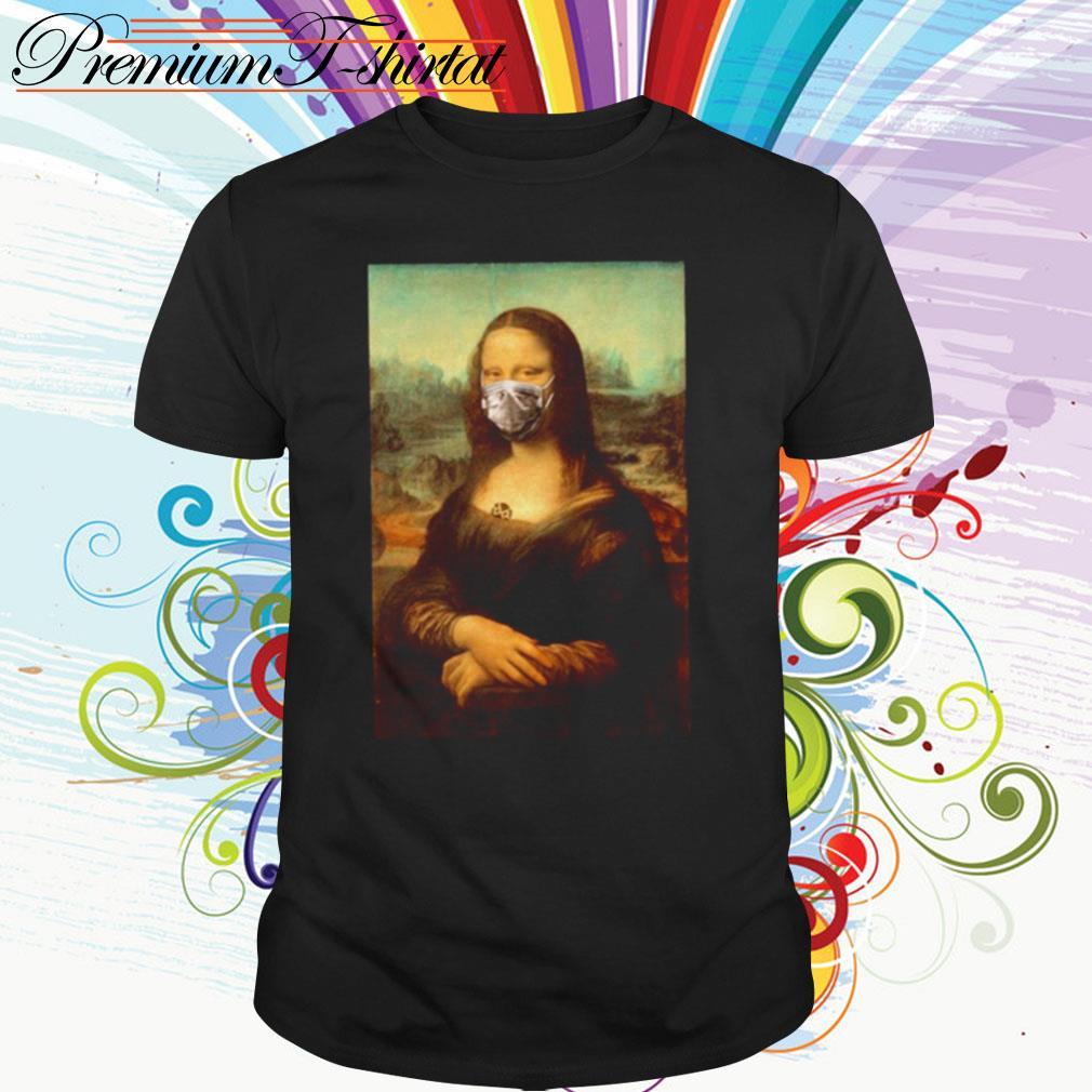 Mona Lisa Coronavirus shirt