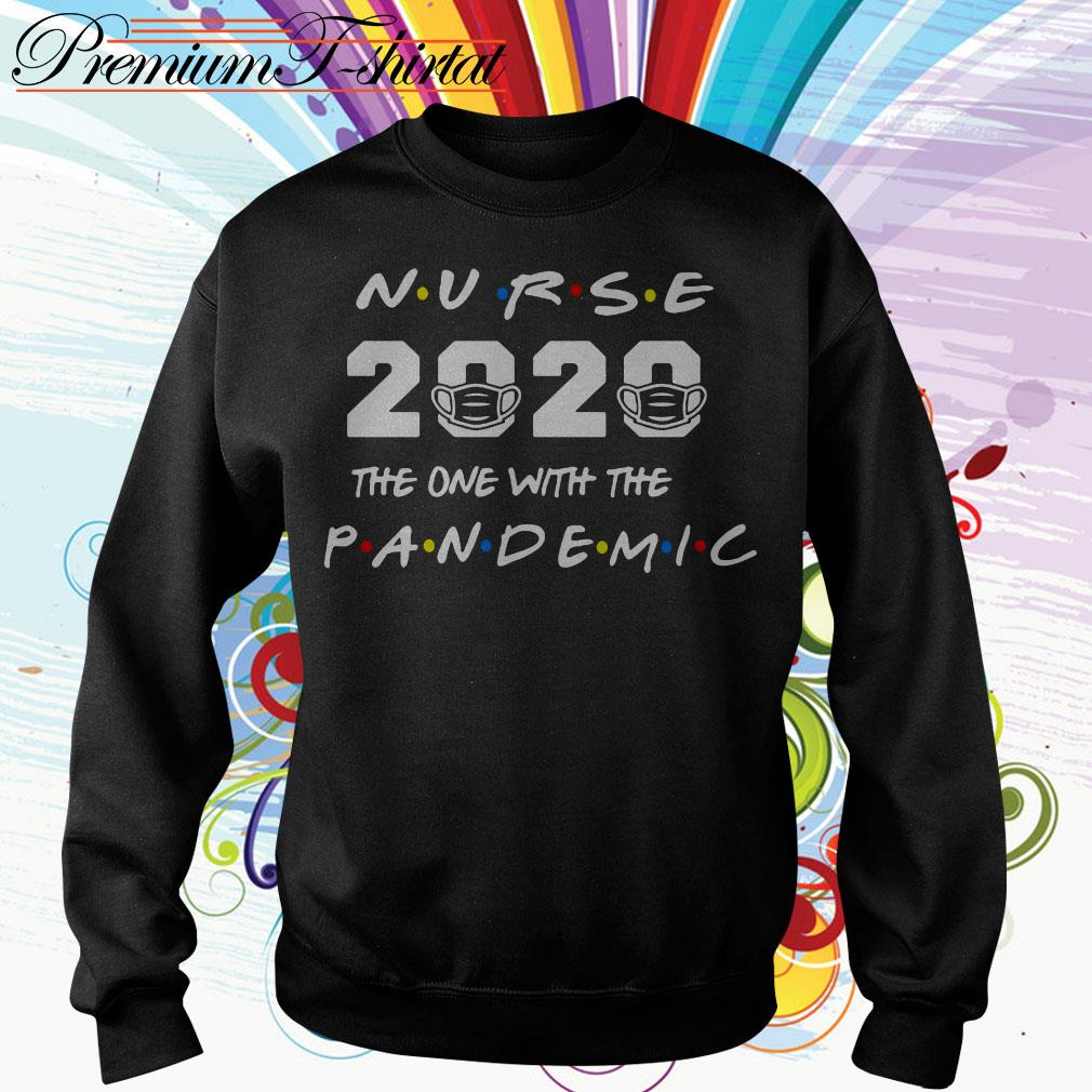 Nurse's dad 2020 my daughter risks her life to save trangers Sweater
