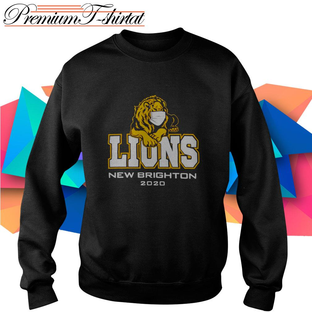 Lions New Brighton 2020 quarantine Sweater