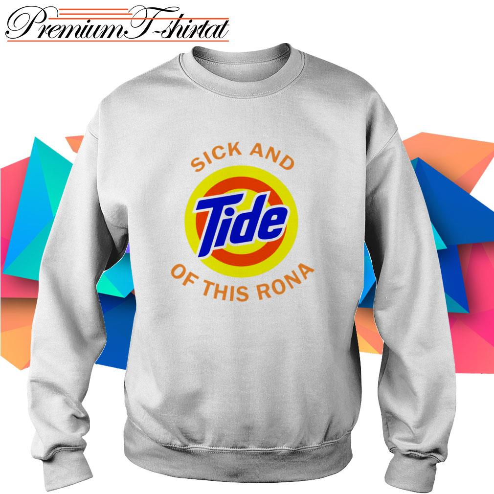 Sick and Tide of this Rona Sweater