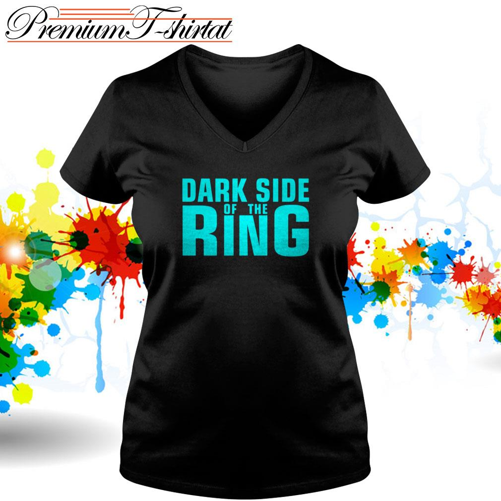 Dark side of the Ring V-neck T-shirt