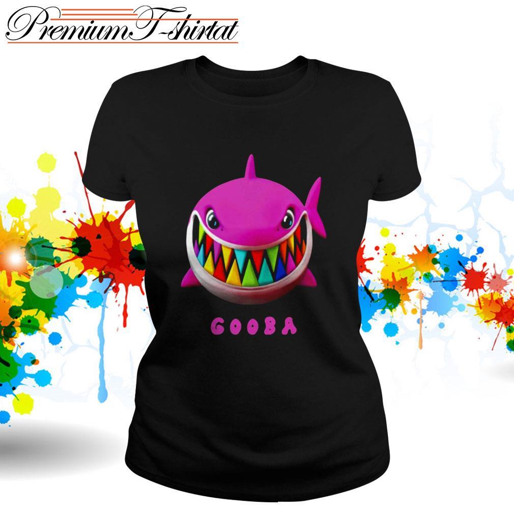 Gooba Shark Ladies Tee