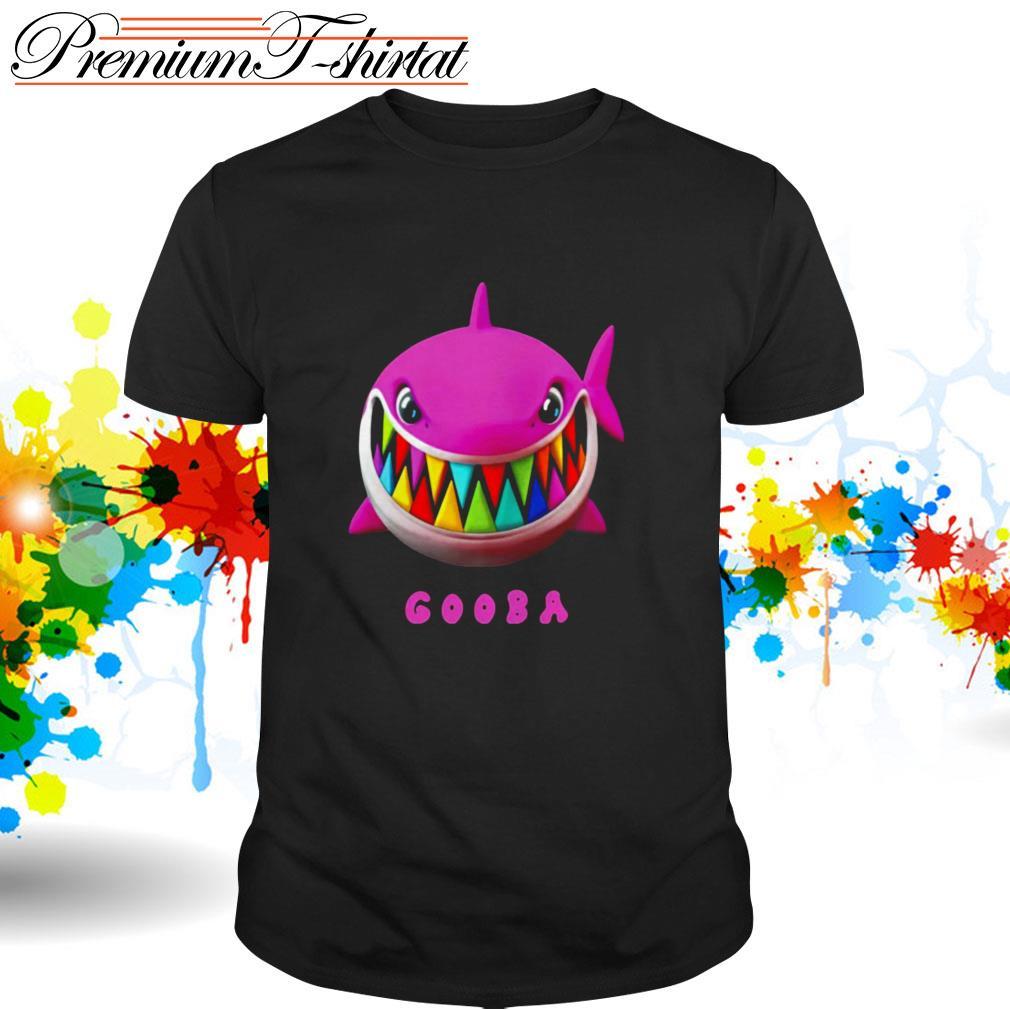 Gooba Shark shirt