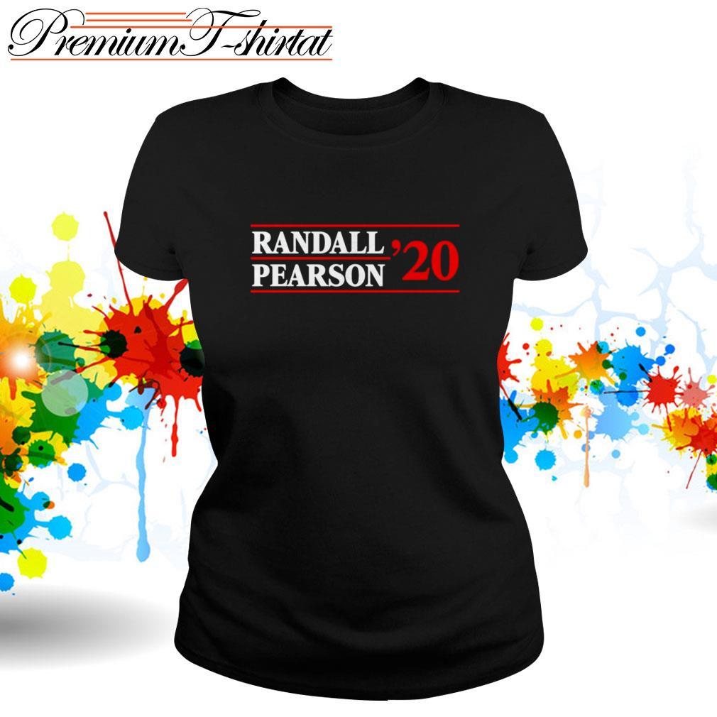 Randall Pearson 2020 Ladies Tee