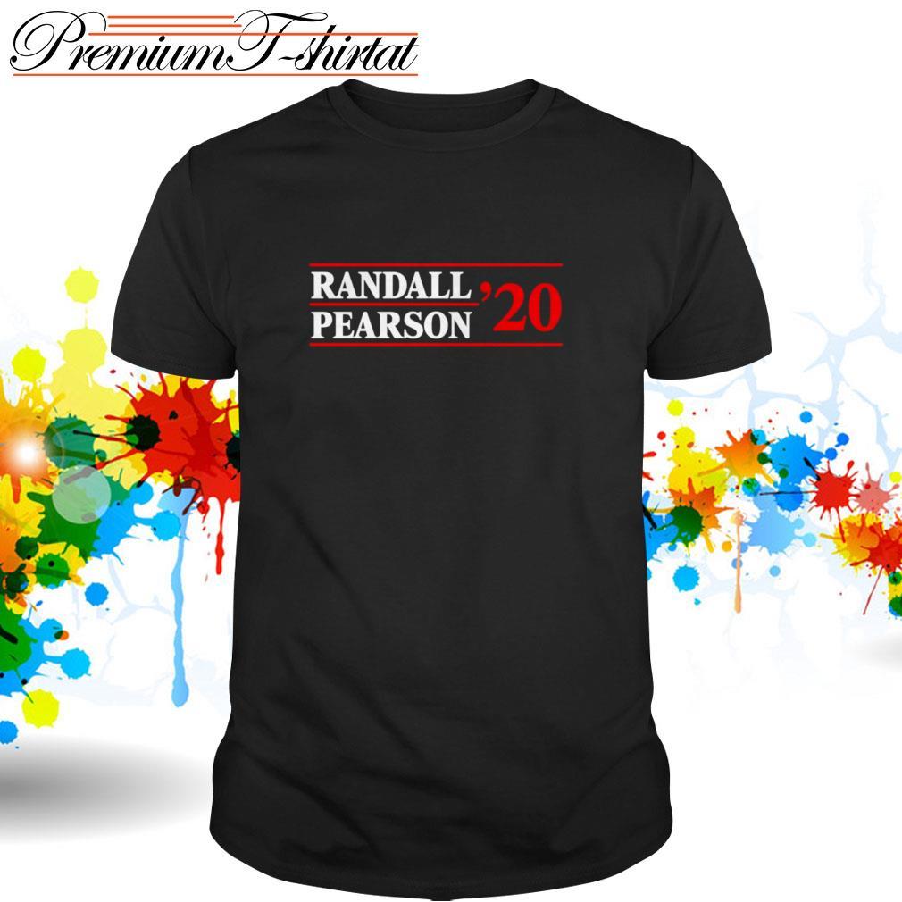 Randall Pearson 2020 shirt
