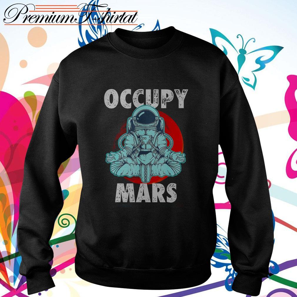 Astronaut Occupy Mars Sweater