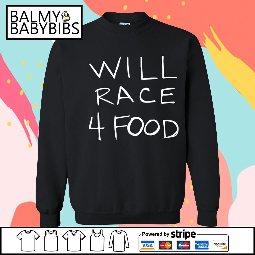 Will race 4 food s sweater